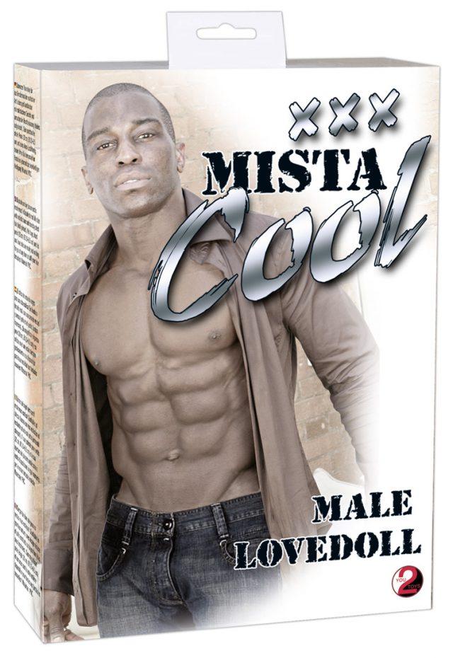 You2Toys Mista Cool  – nafukovací muž