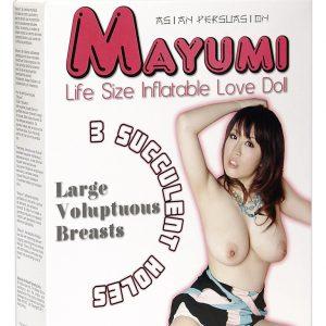 NMC Mayumi - nafukovacia panna