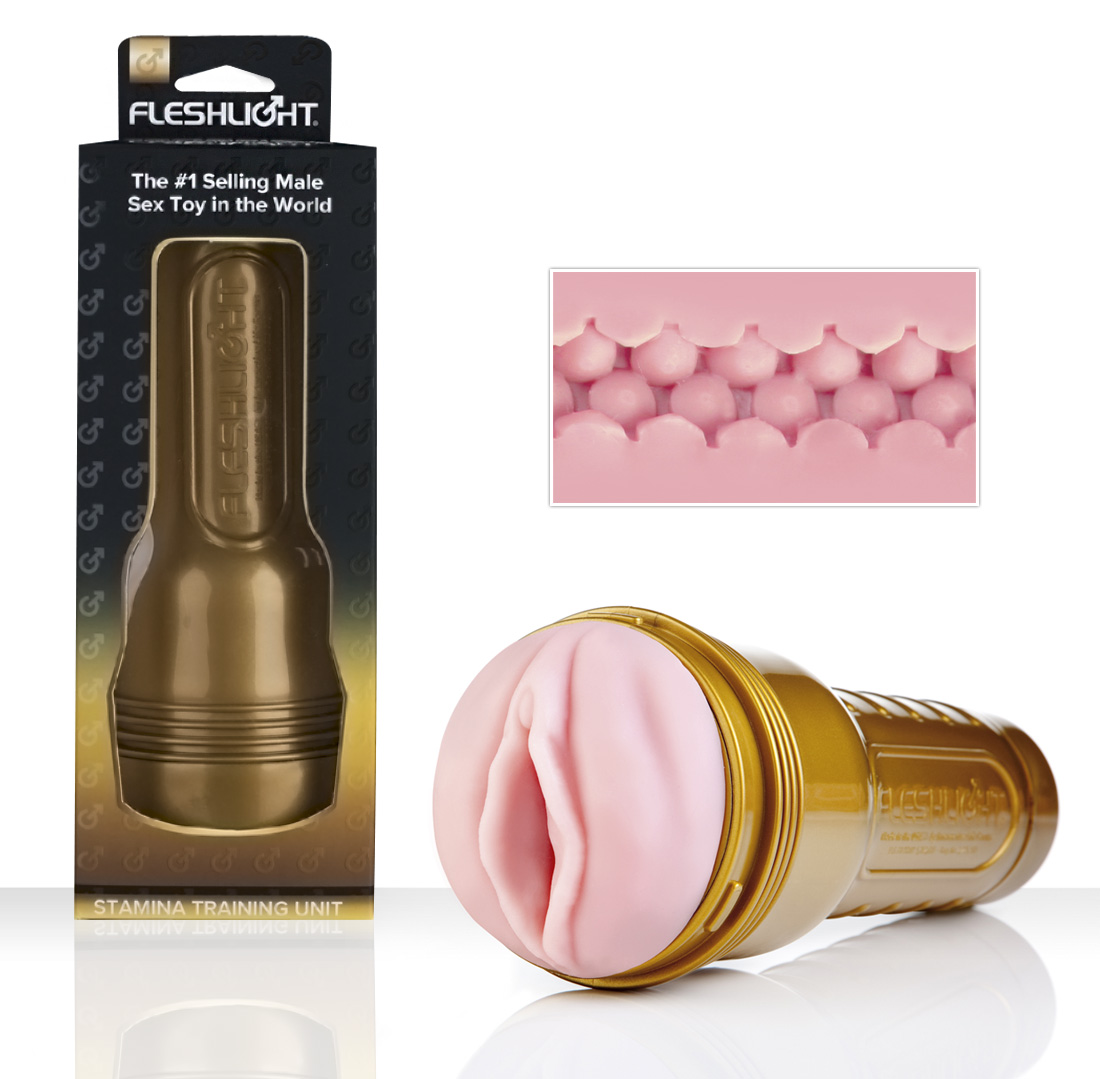Fleshlight Pink Lady -The Stamina Training Unit