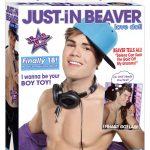 Pipedream Just-iN Beaver – nafukovací muž