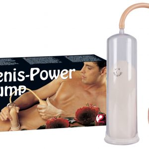 You2Toys Penis Power Pump - vákuová pumpa na penis