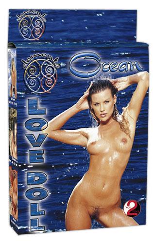 You2Toys Love Doll Ocean - nafukovacia panna