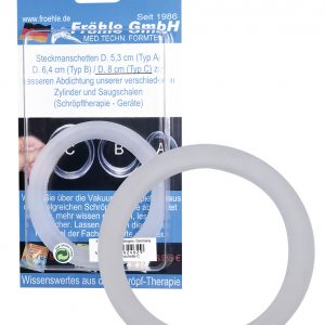 Froehle - náhradná manžeta na PVC vákuovú pumpu typ C