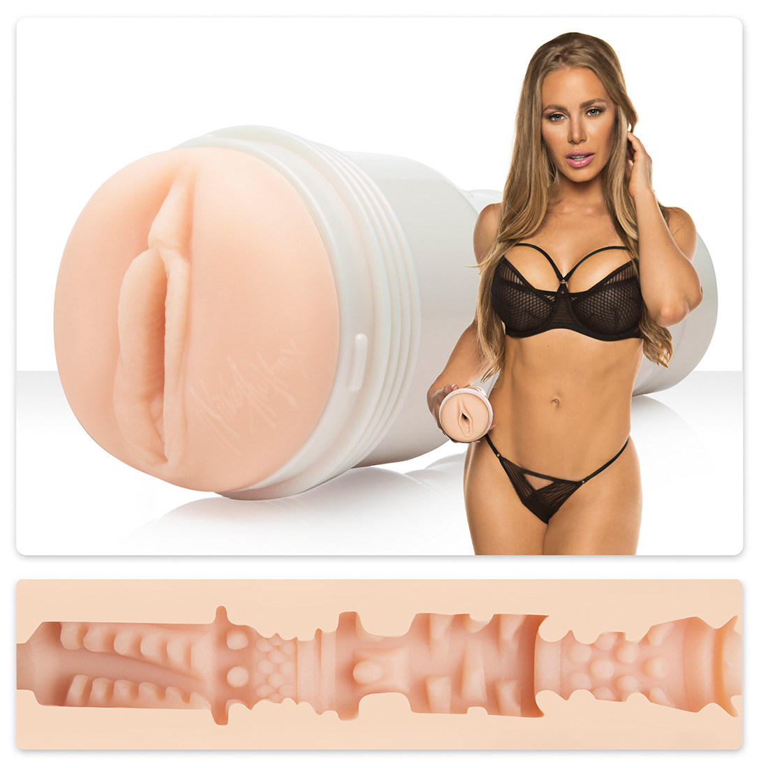 Fleshlight Nicole Aniston Fit - vagína