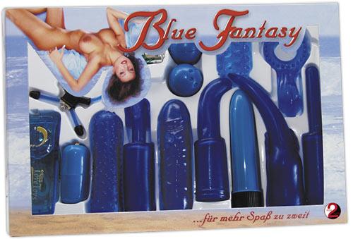 You2Toys Blue Fantasy - erotická súprava ( 12 dielna)