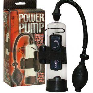 Vibračná pumpa na penis
