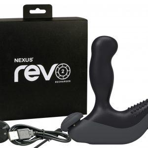 Nexus Revo2 - otáčavý stimulátor prostaty