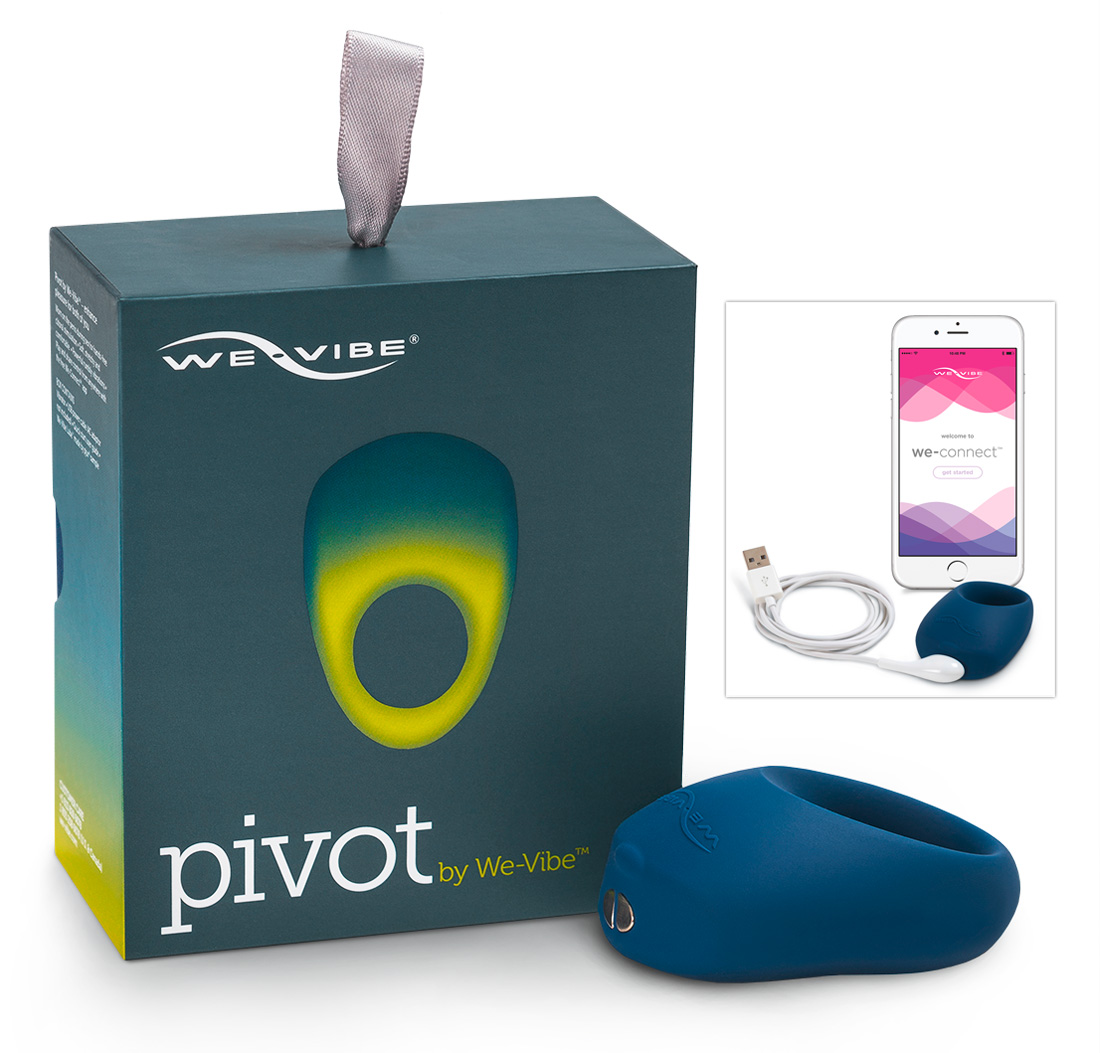 We-Vibe Pivot - nabíjateľný