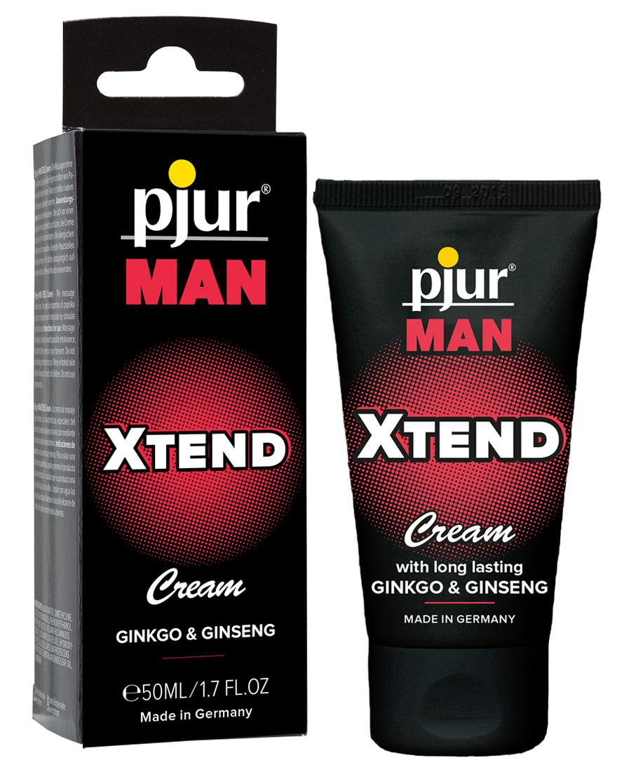pjur Xtend - krém na penis (50ml)
