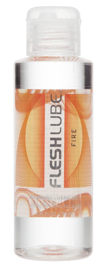 FleshLube Fire zohrievajúci lubrikant (100 ml)