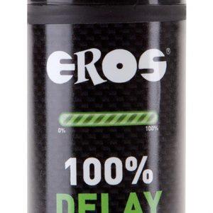 EROS Delay 100% Power - koncentrát na oddialenie ejakulácie (30 ml)