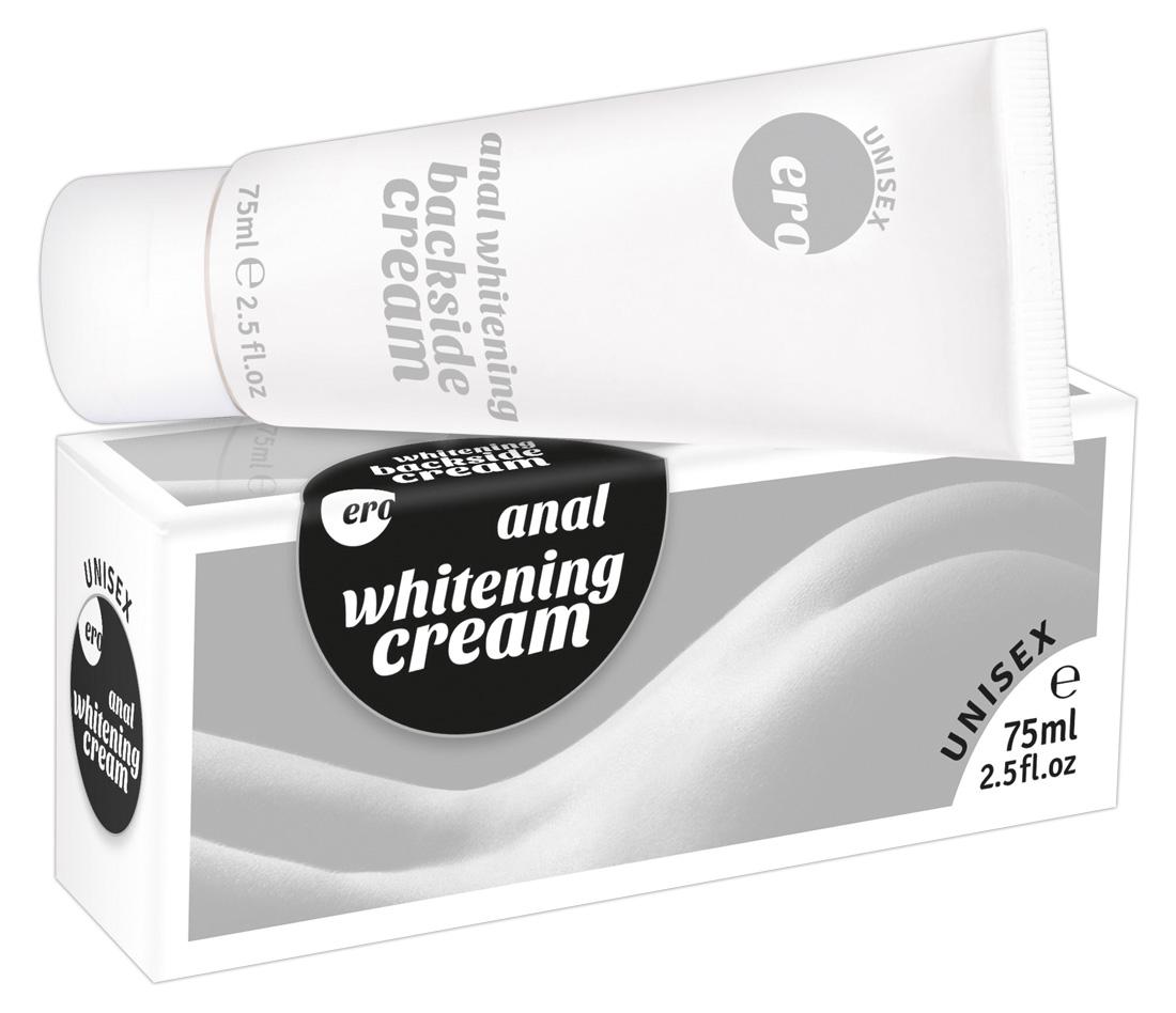 Ero Anal Whitening Cream - unisex ošetrujúci análny krém (75ml)
