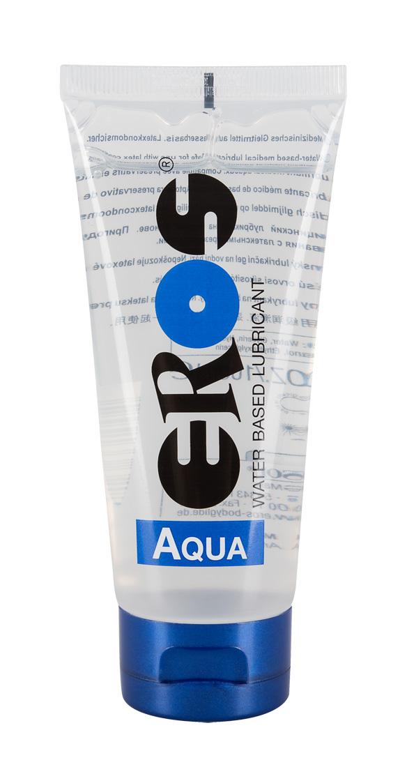 EROS Aqua - lubrikant na báze vody (100 ml)