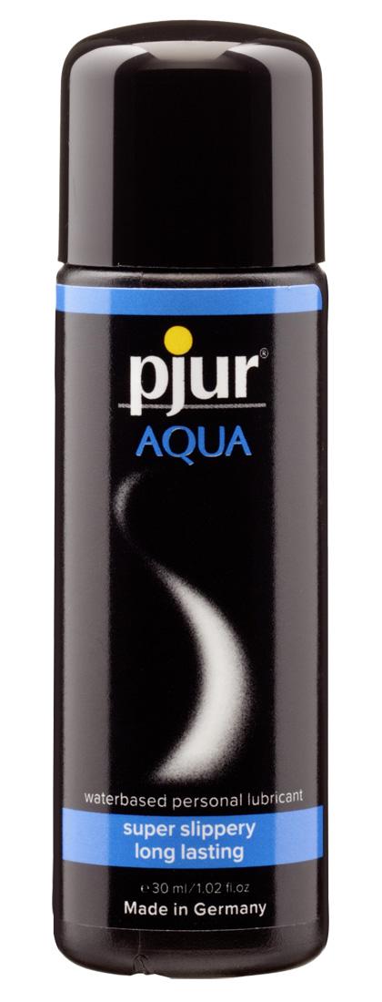 pjur Aqua lubrikačný gél 30 ml
