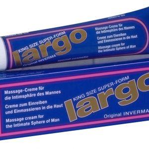Largo King Size Super Form - krém na zväčšenie penisu (40ml)