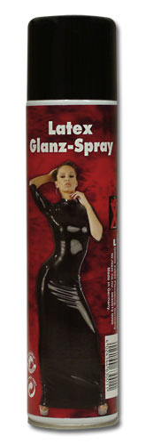X Late Latex Glanz Spray - sprej na lesklý latex  (400nl)