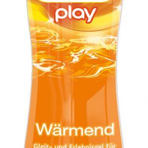 Durex Play Warming - lubrikačný gél s rozohrievacím účinkom - 100ml