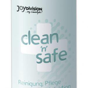 Čistiaci prostriedok Clean & Safe - Joydivision - 200 ml