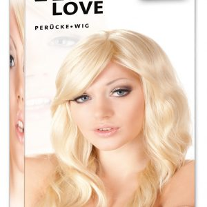 Blond parochňa - Britney