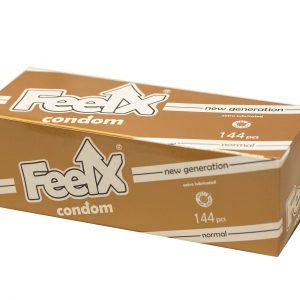 FeelX kondóm - normál (144 ks)