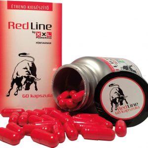 RedLine – výživový doplnok pre mužov (60ks)