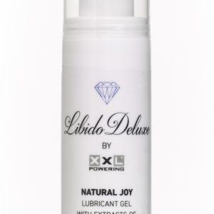 XXL Powering Libido de Luxe – prírodný intímny lubrikačný gél (30ml)