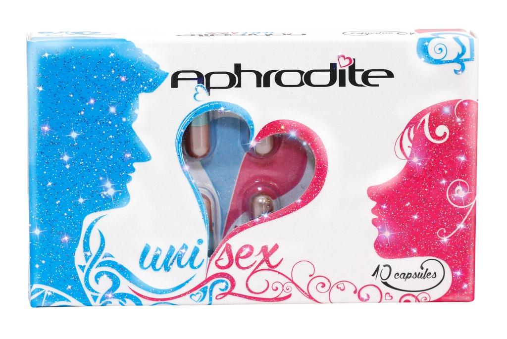 Aphrodite – unisex výživový doplnok (10ks)