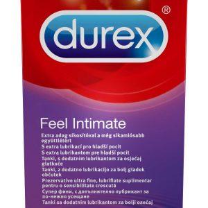 Durex Feel Intimate - tenkostenné kondómy (12 ks)