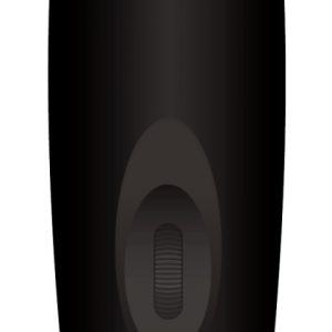 Bodywand - masážny vibrátor na sieťové napájanie (čierny)