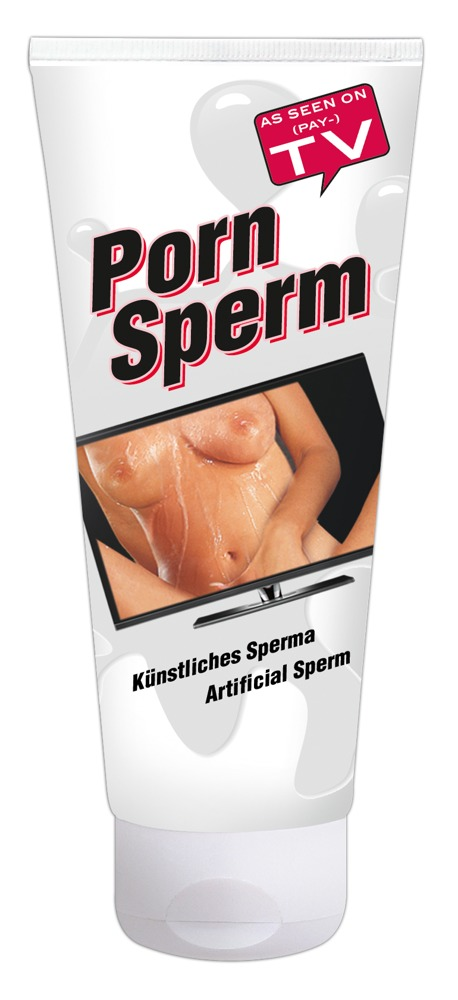 Porn Sperm - umelé spermie (250ml)