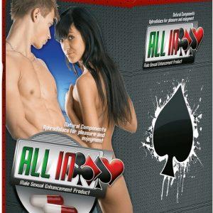 All Inn výživový doplnok pre mužov (15 ks)