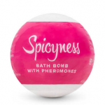 1 spiceness bath bomb